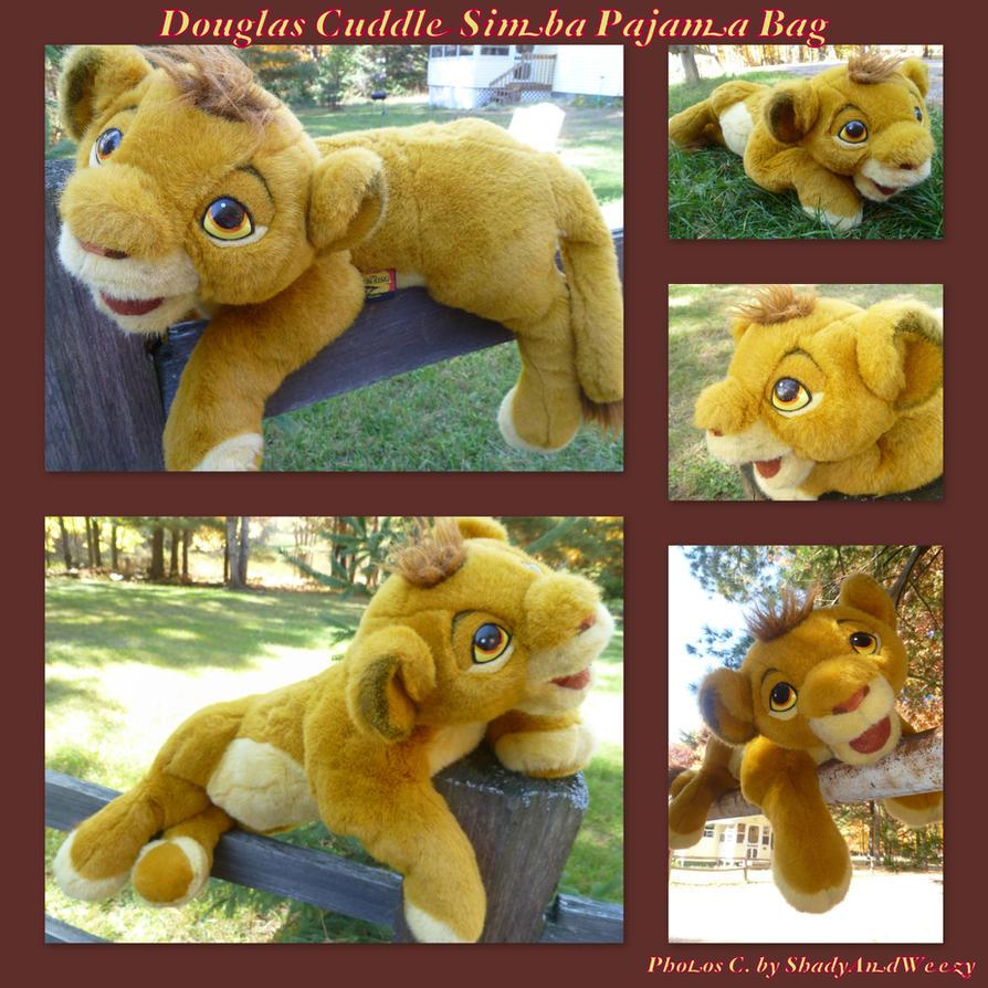 Douglas Cuddle Simba Pajama Bag by DoloAndElectrik