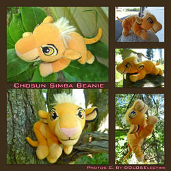 Chosun Simba Beanie