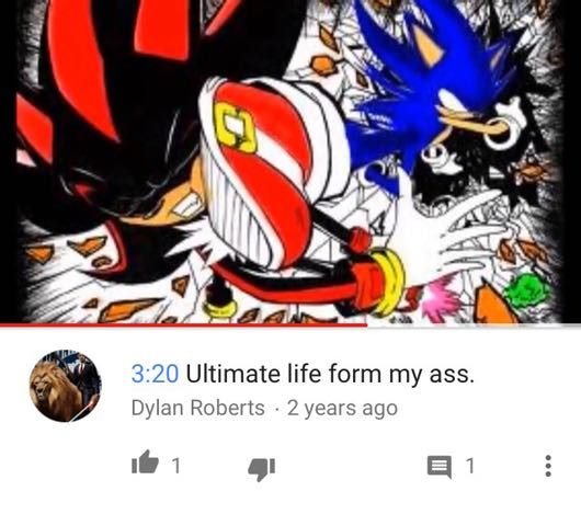 FUNNY ASS YOUTUBE COMMENTS #8 by SonicBoomFan14