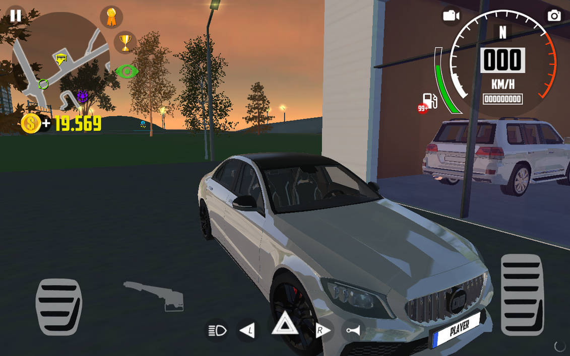 Car Simulator 2 My Luxurious Mercedes Benz By Sonicboomfan14 On
