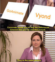 VYOND AND GOANIMATE ARE THE SAME THING