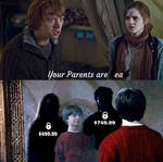 Your parents are EA
