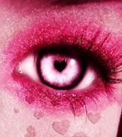 Eyes of love by Drakkarius
