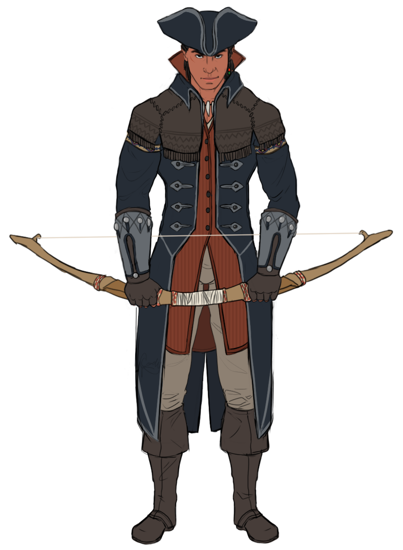 Templar!Connor