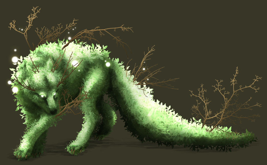 Forest Spirit Design 1