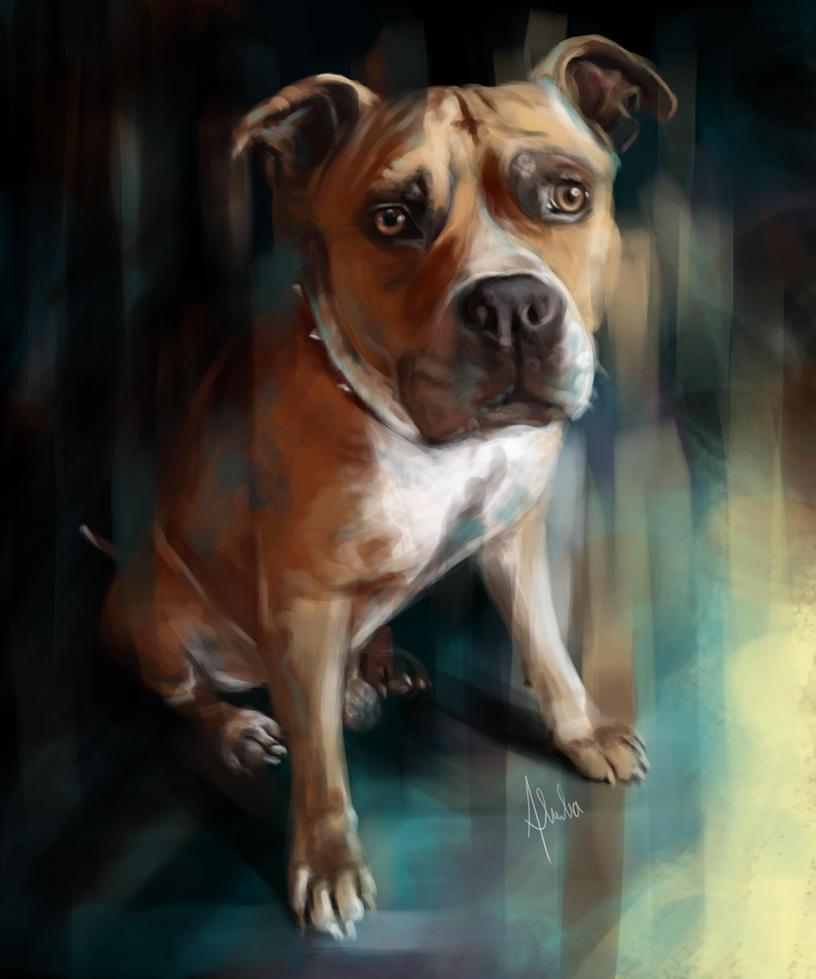 Mr. Doggie by Alivenger