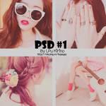 PSD #1 by LPu