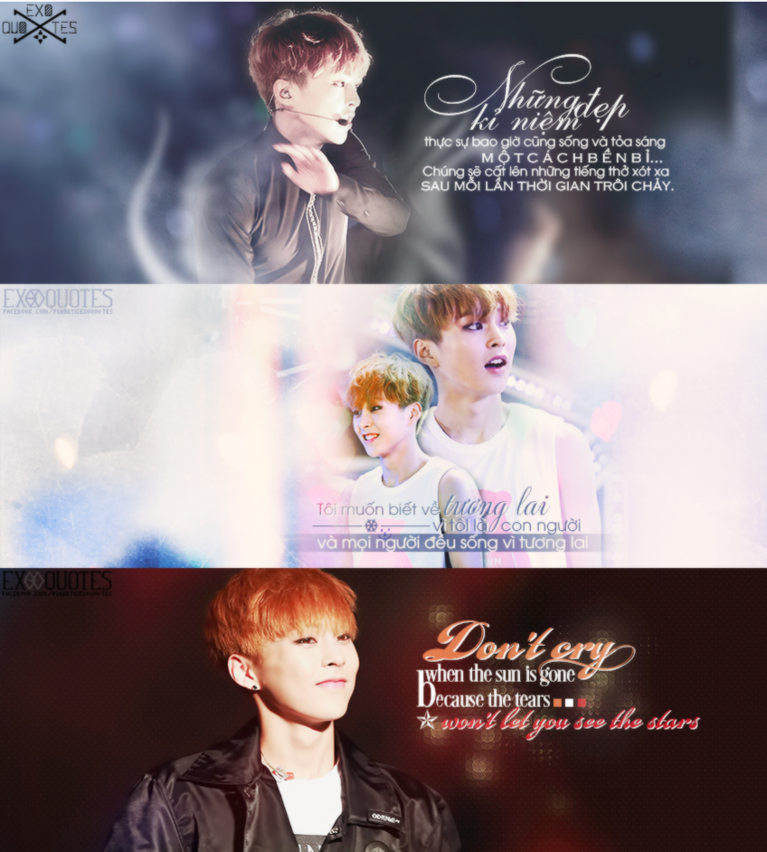 [EXO Quotes] Project HPBD Minseok by LPuKirino