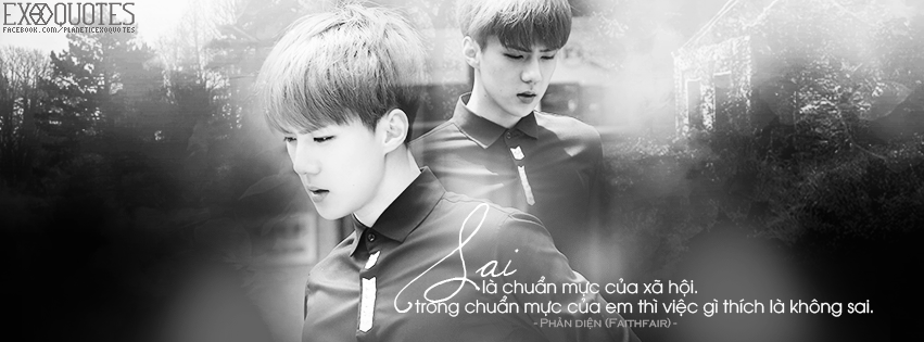 [EXO Quotes] HPBD Sehun by LPuKirino