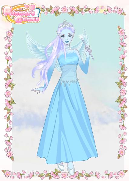 Blue Fairy by PiccoloFreakNamick