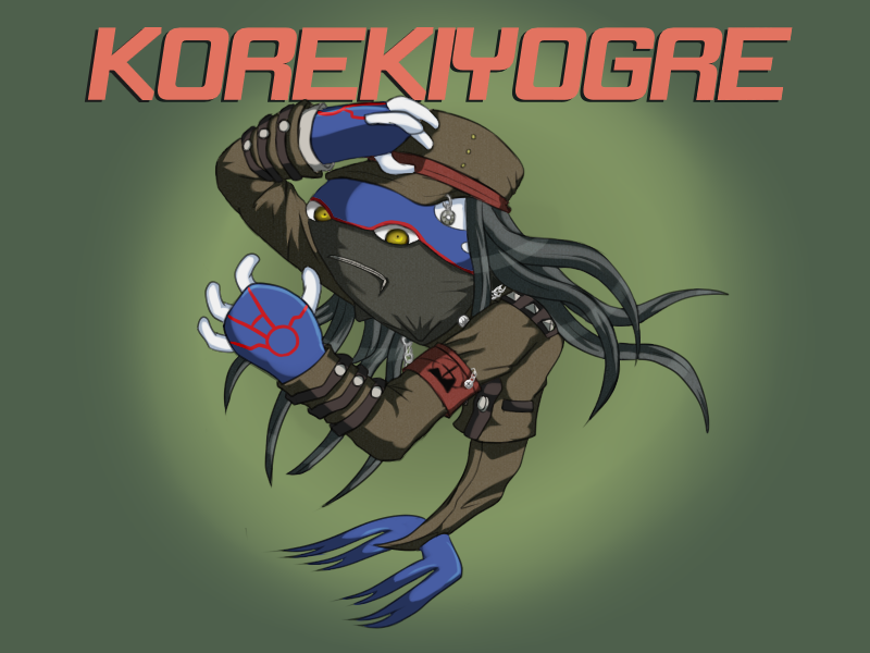 Korekiyogre by Dynakirby63