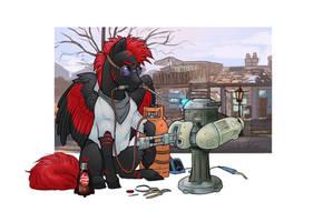 Hazard-Fallout Tinkering