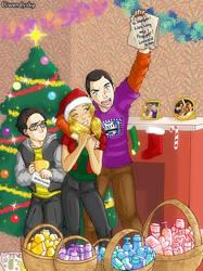 Sheldon's Perfect Christmas