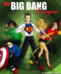 The Big Bang League by gwendy85