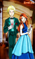 Formal Draco and Ginny
