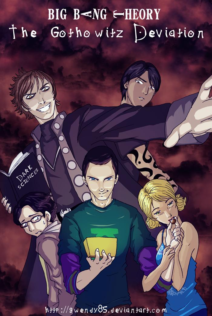 Dark Sciences by gwendy85