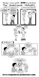 Underwear Mutuality by gwendy85