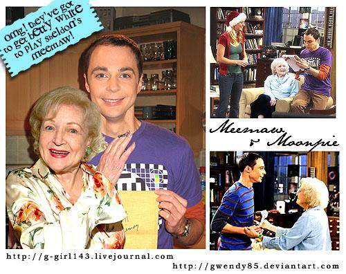 Sheldon's Meemaw by gwendy85
