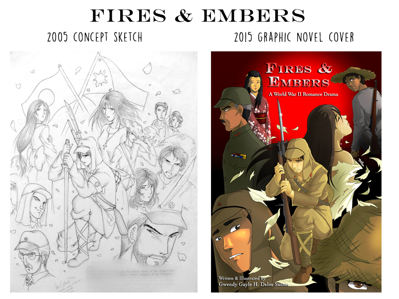 History of Fires and Embers 2 by gwendy85
