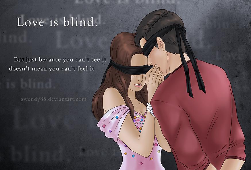 ALDUB / MaiDen : Love is Blind by gwendy85