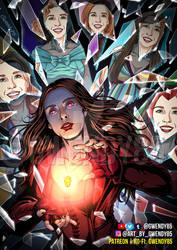 WandaVision: Fragmented Reality