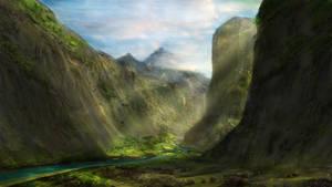 Valley of Mora by kristopherengel