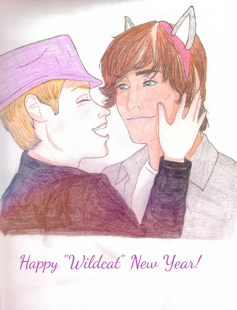 Happy Wildcat New Year by Unprecidented-union9