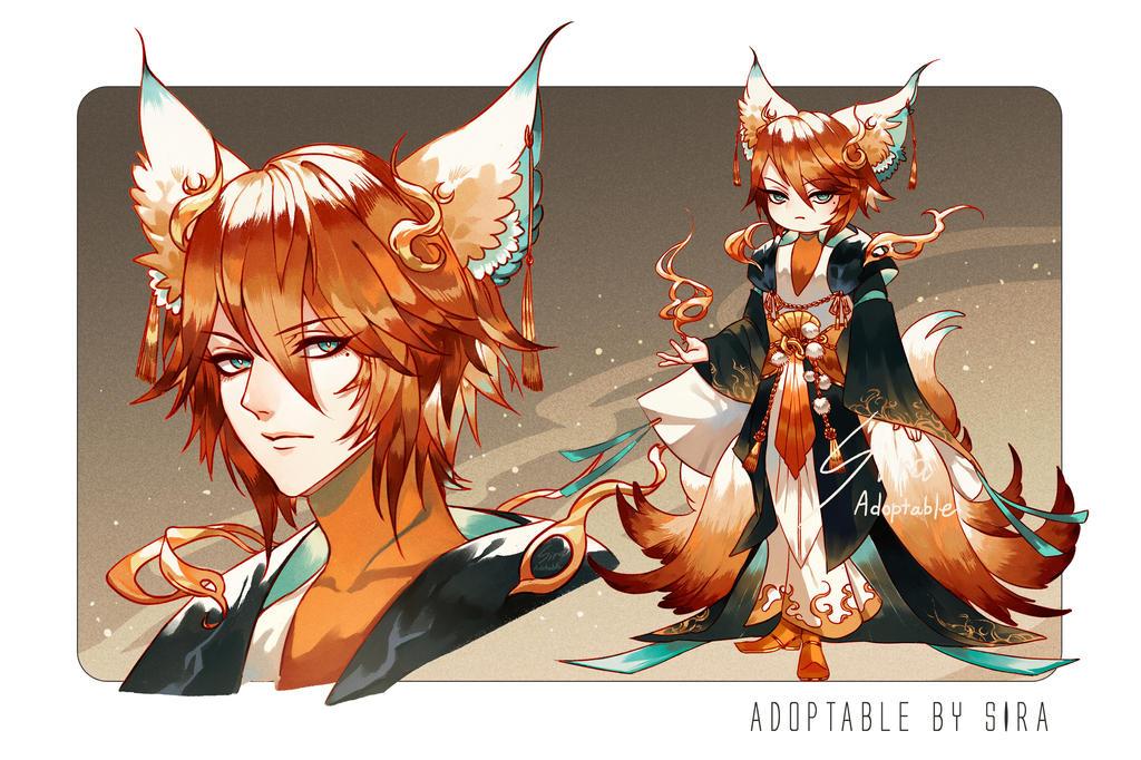 Random design #2 adoptable auction [ Close ]