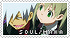 SoulxMaka Stamp by xRoxify