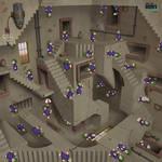 Lemmings vs Escher