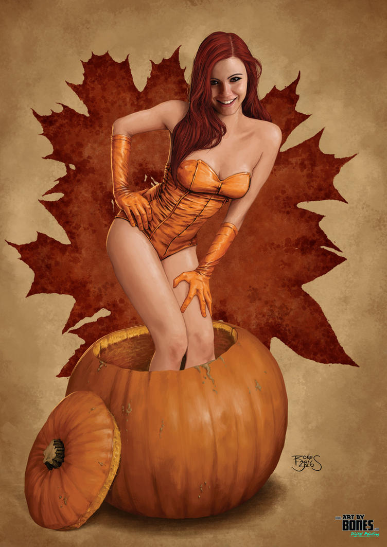 Happy Halloween 2016! by ArtbyBones