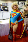 Supergirl Megacon 2013