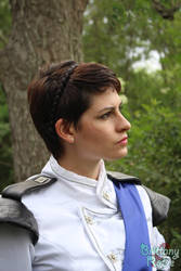 Cassandra Pentaghast The Seeker by BrittanyRo5e