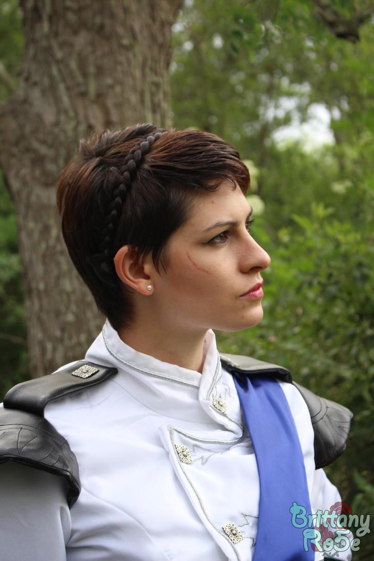 Cassandra Pentaghast The Seeker by BrittanyRo5e