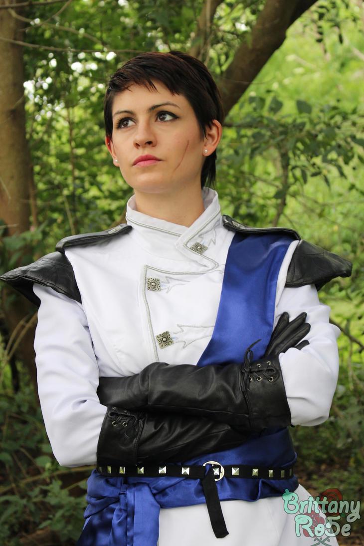 Cassandra Pentaghast Dragon Age by BrittanyRo5e