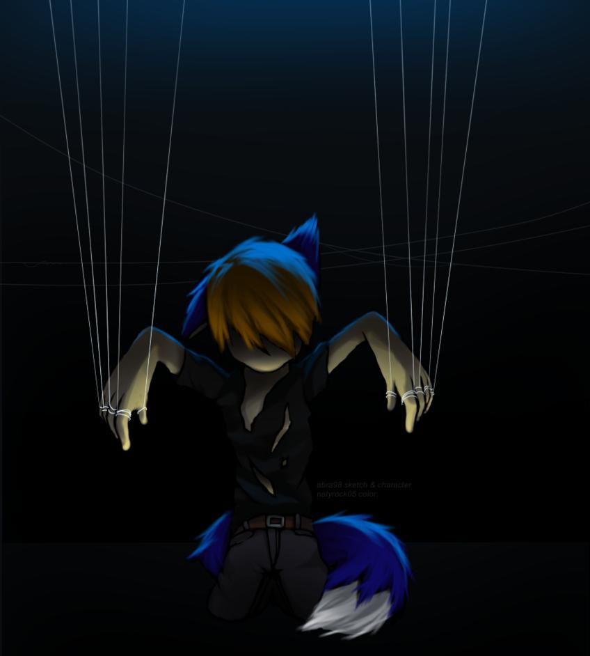Doll Prisoner by Abra98