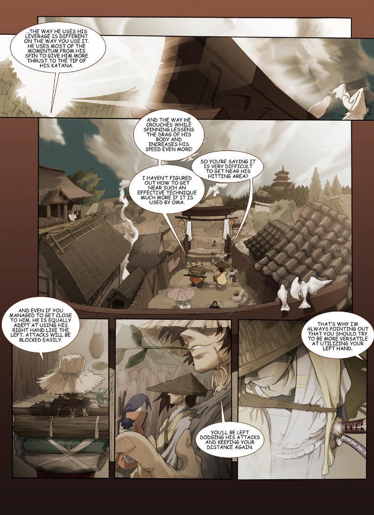 Koden Chapter 1 Page 1 by RoninsUltramix