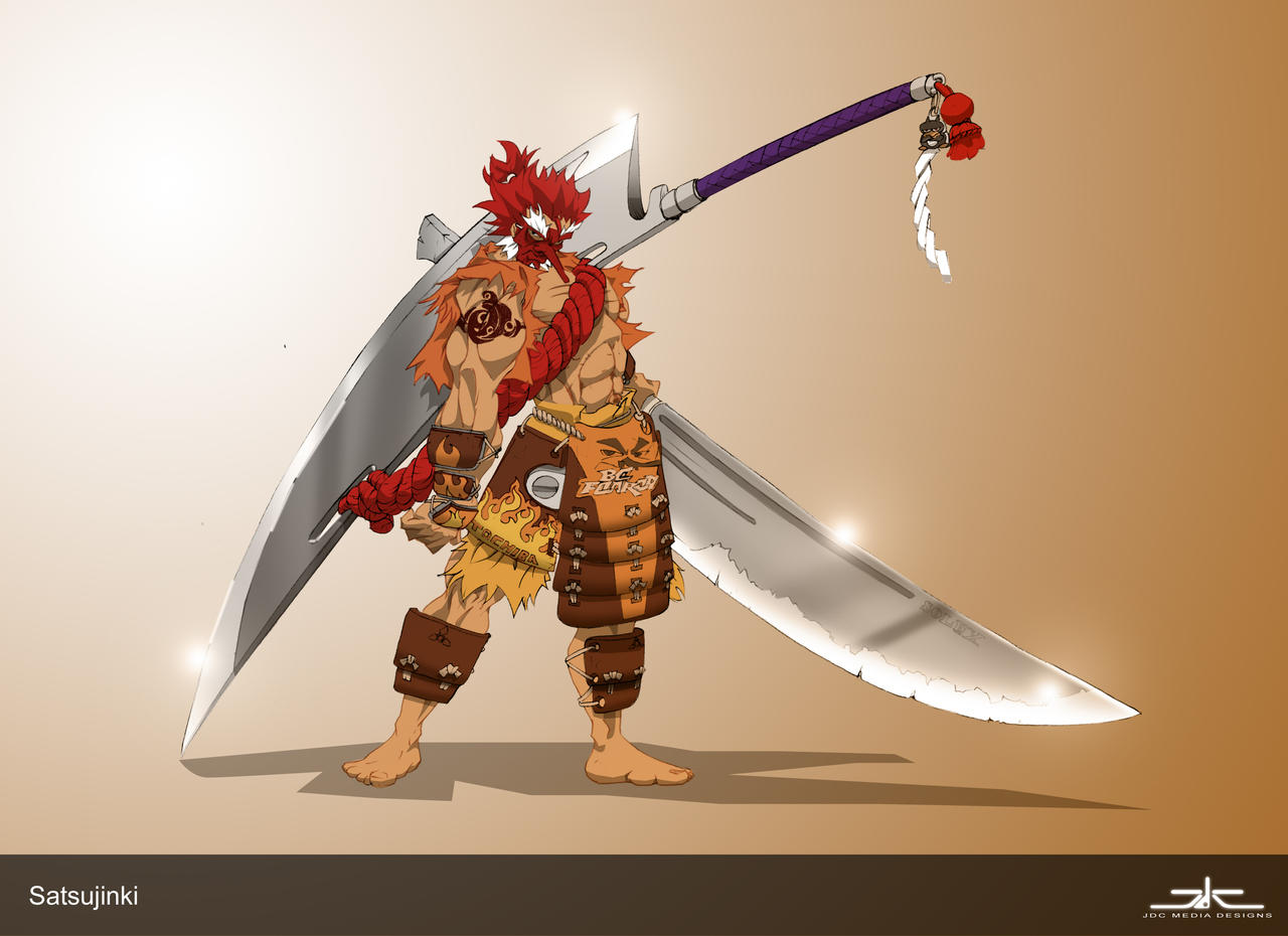Satsujinki by RoninsUltramix