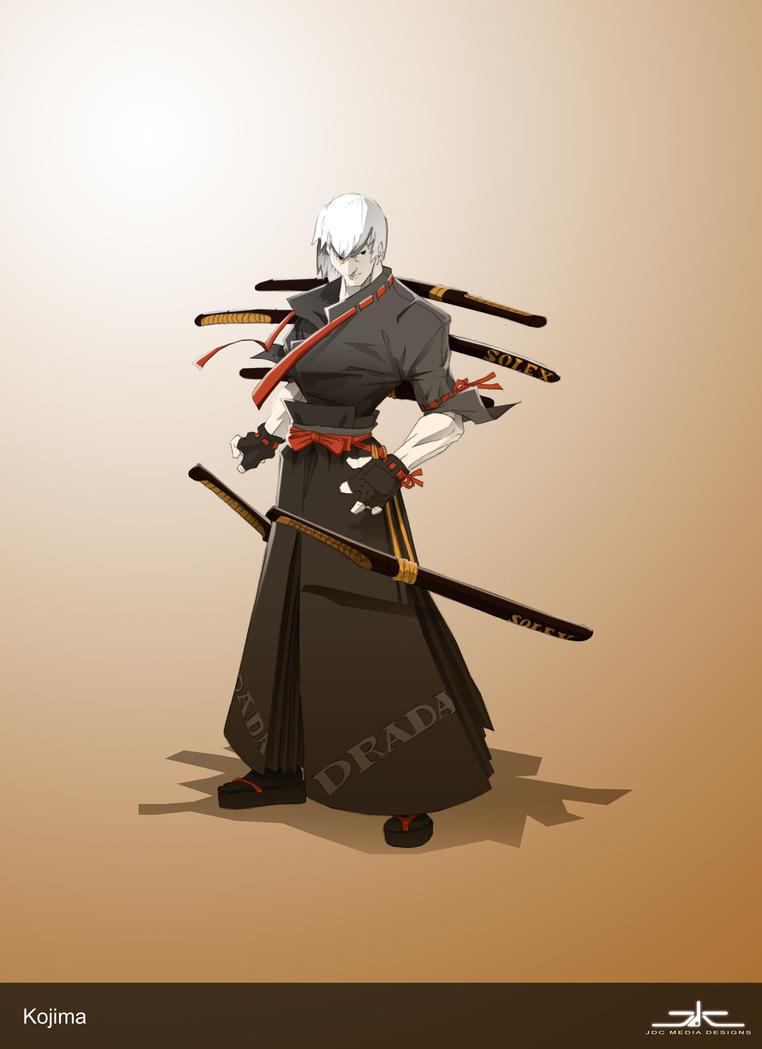 Kojima Yose by RoninsUltramix