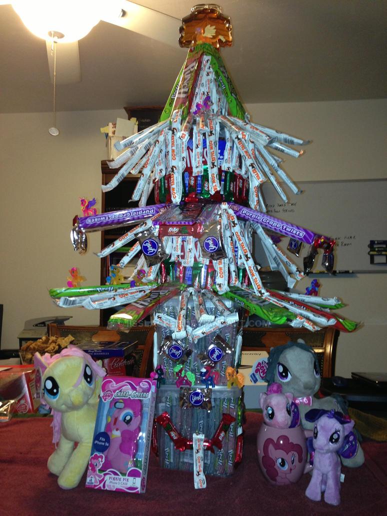 Pinkie Pie\'s: Christmas Tree of Diabetes by IisSlacker on DeviantArt