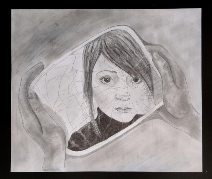 Broken Mirror by cRyptic-figuRe on DeviantArt
