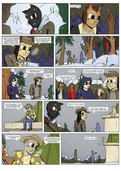 Ninth Life: Dead of Winter page 18