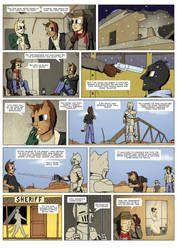 Ninth Life: Dead of Winter page 20