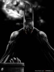 Batman by patokali