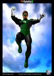 Green Lantern JLA