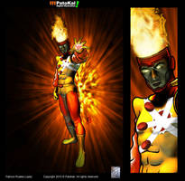 Firestorm by patokali