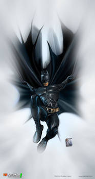 Shadow of the Bat by patokali