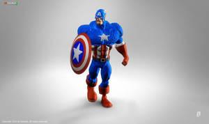 Captain America Classic ZB4