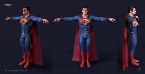Superman Henry Cavill by patokali