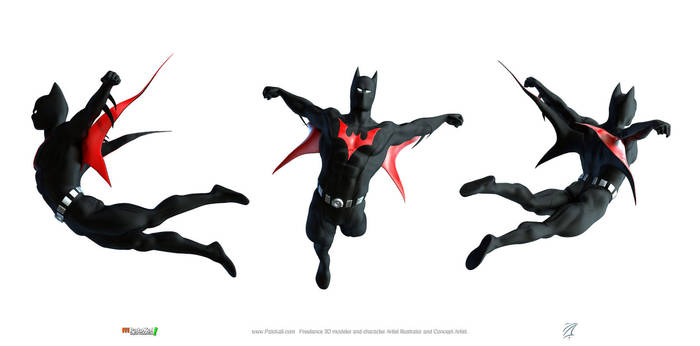 Batman Beyond KS3 one